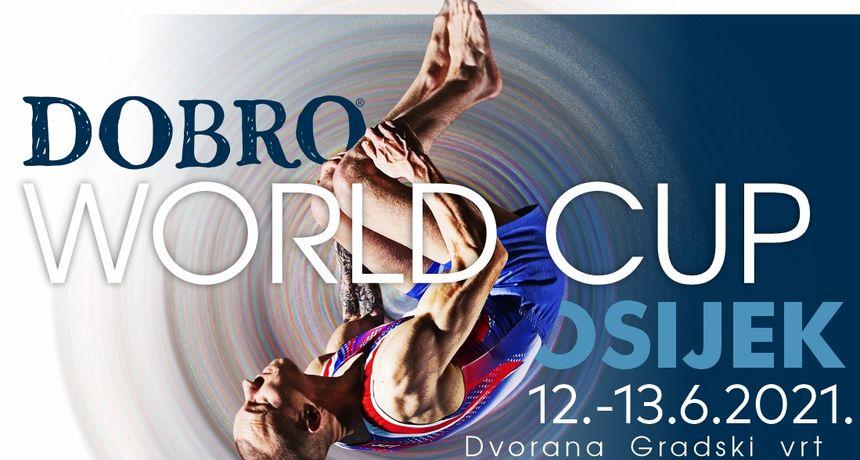 Rekordan broj gimnastičara prijavljen za osječki svjetski kup