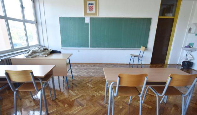 Prazna učionica