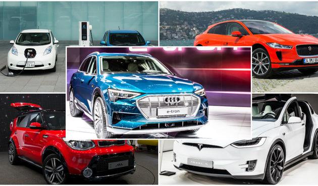 Sve su popularniji, ali još uvijek nisu za svačiji džep: Ovo su najbolji električni automobili!