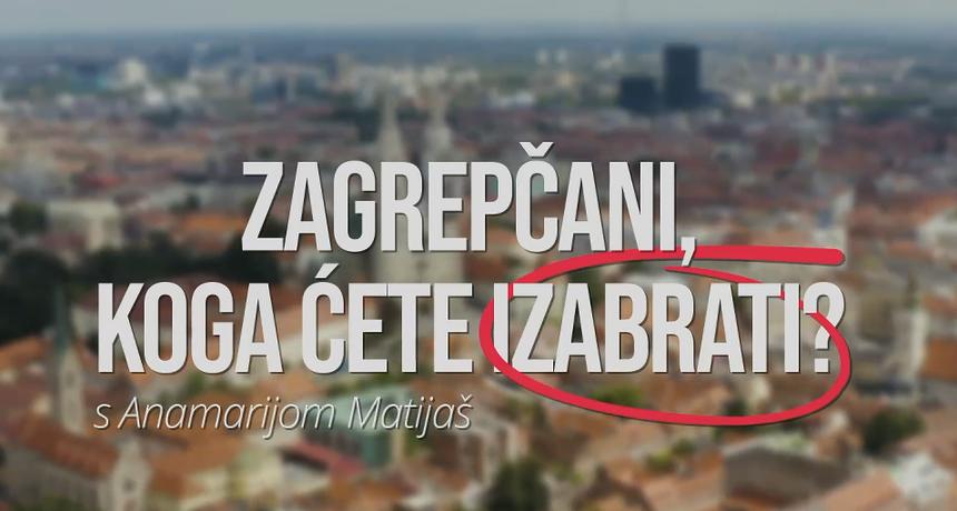 VIDEO 'Ja nisam ni sujetna, ni bahata, ni bezobrazna, ni agresivna, bila bih odlična gradonačelnica', kaže za RTL.hr Anka Mrak Taritaš