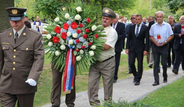 Međimurci Eduard Baltić i Florijan Novak podigli su hrvatski stijeg na Kninskog tvrđavi povijesnog 5. kolovoza 1995.
