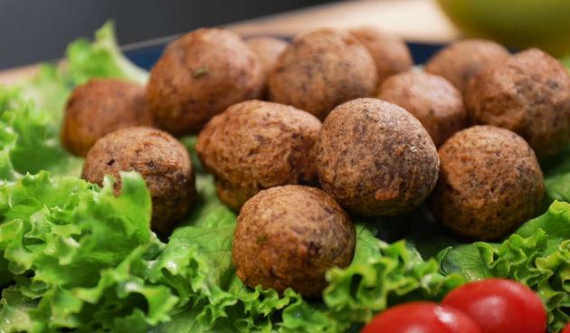 Pogledajte kako napraviti falafel od graha (thumbnail)