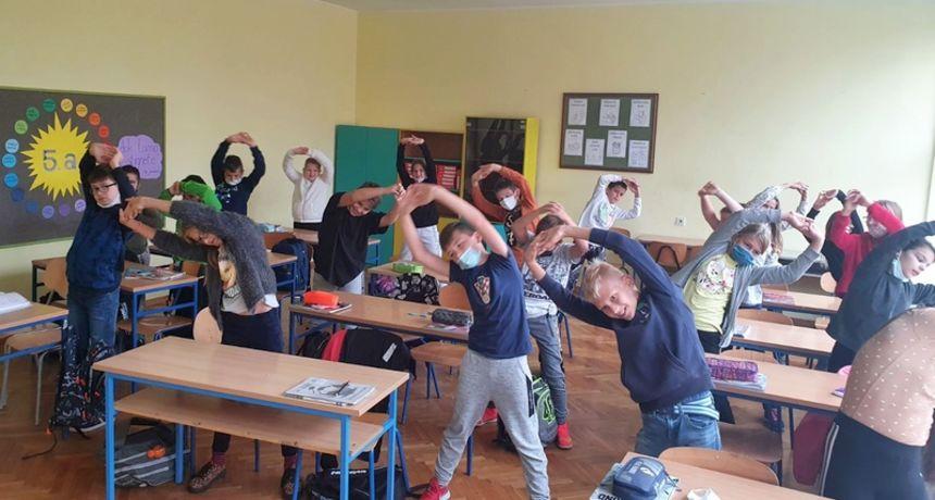 OŠ Vladimir Nazor obilježava Europski tjedan sporta - sutra završnica, vježbanje s građanstvom  na nekoliko lokacija u Dugoj Resi