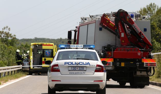 Policija, hitna pomoć, vatrogasci
