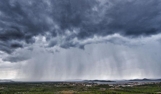 Oblaci i kiša