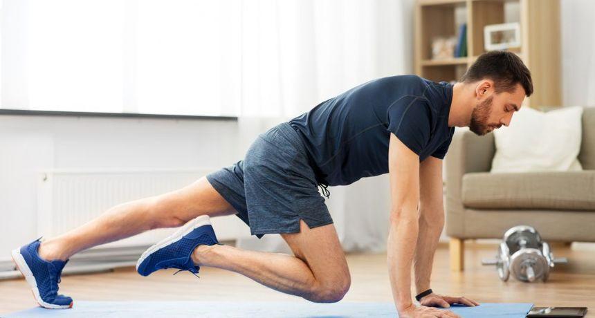 Vježba za koju vam ne treba oprema, a sagorijeva najviše masti