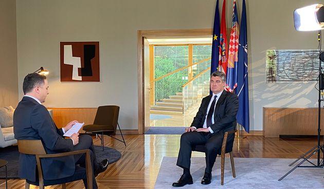 milanović pantovčak intervju de vrgna