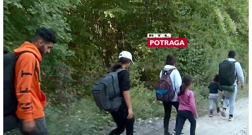 Gotovo svaka druga izbjeglica je dijete! A stotine se u pokušajima da uđu u Hrvatsku i zatraže azil - odvoje od roditelja: Potraga istražuje zašto