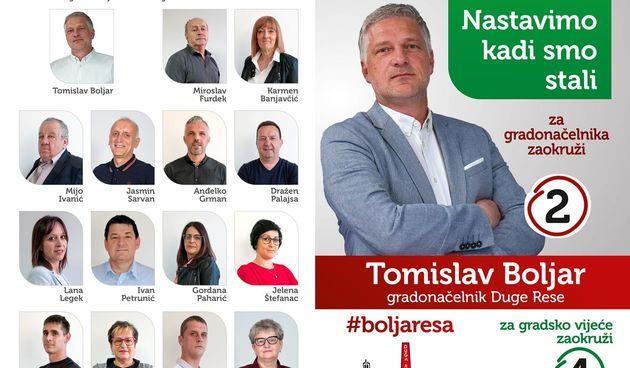 Boljar u Gradskom vijeću ima dvotrećinsku većinu - evo tko su novi vijećnici