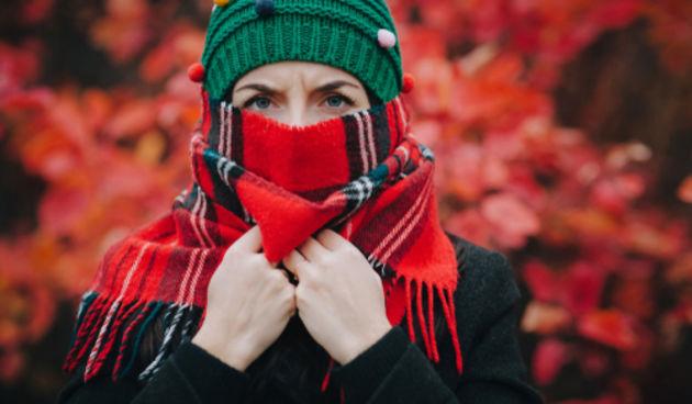 Hladno, vjetar