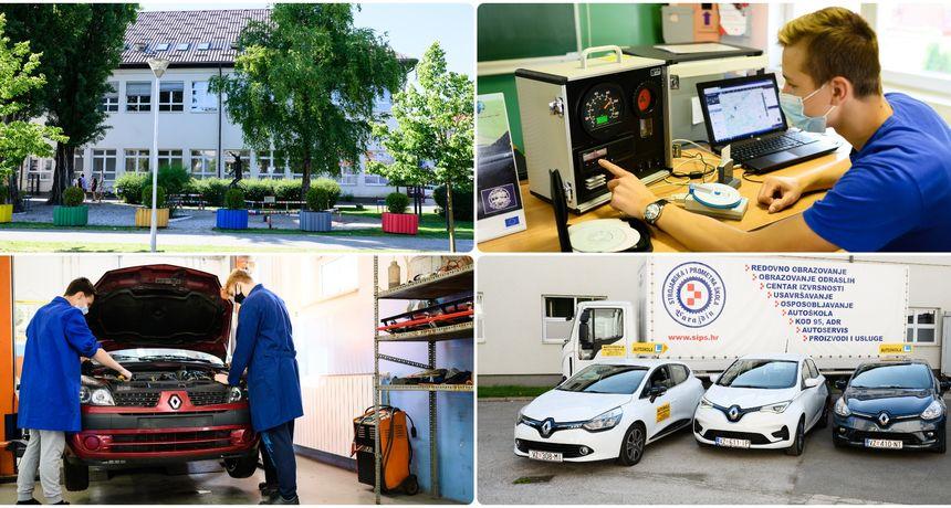 Osmaši, upoznajte upisne programe Strojarske i prometne škole u Varaždinu!