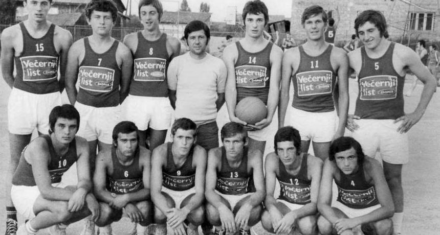 Prije pola stoljeća u finalu juniorskog prvenstva Hrvatske u košarci igrala su dva karlovačka kluba - danas to zvuči kao znanstvena fantastika
