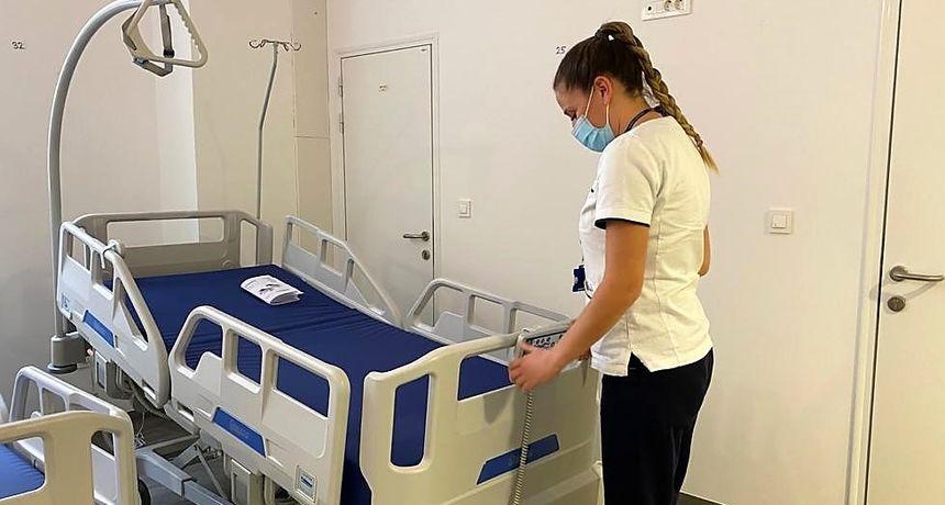 Opća bolnica Zadar dobila 300 tisuća kuna vrijednu donaciju za COVID odjel
