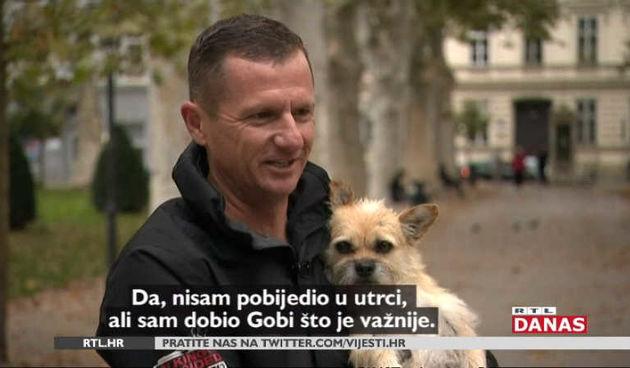 Nevjerojatna priča o jednom psu i jednom čovjeku! (thumbnail)