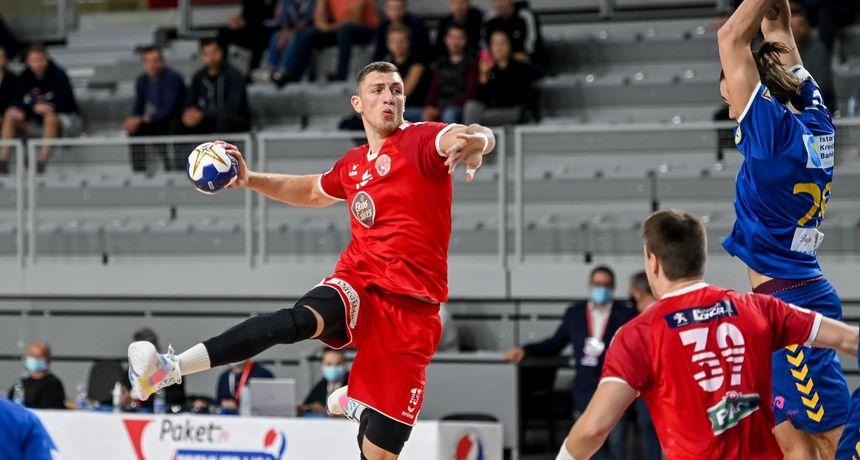 POBJEDA Dabrovi s dva boda krenuli u novu sezonu: Na domaćem parketu pobijedili su Trogir