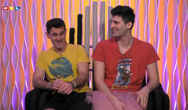 Bojan i Tomo se morali obrijati (thumbnail)
