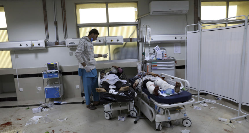 Napad u Kabulu: Eksplozije u blizini škole usmrtile najmanje 30 osoba