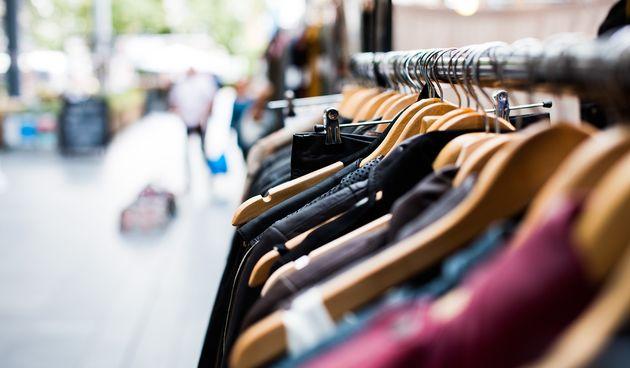 odjeća, trgovina