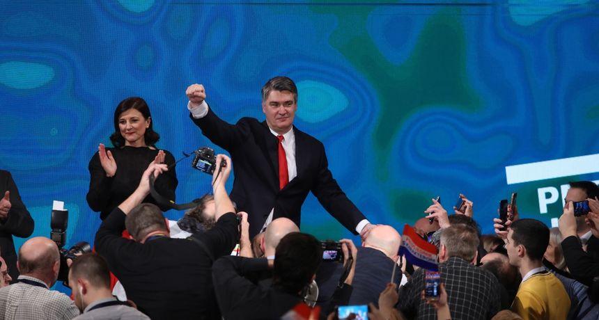 Životopis novoga hrvatskog predsjednika: Milanović je u politiku ušao prije gotovo 30 godina