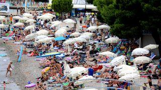 Prepune plaže unatoč pandemiji 2021.