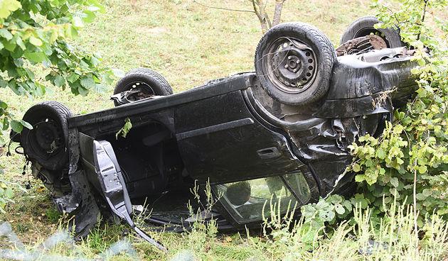 Prometna nesreća u Gornjem Mrzlom Polju 16. rujna 2021.