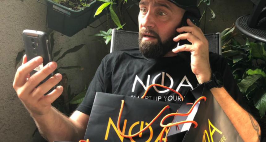 Pametni telefon NOA Hummer 2019 dio projekta RokOtok