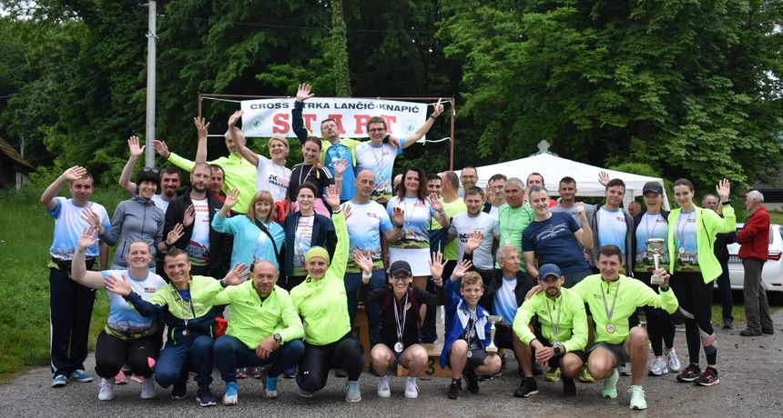 Zoran Križanić i Ivana Zeljko nabrži na 11. cross utrci Lančić-Knapić
