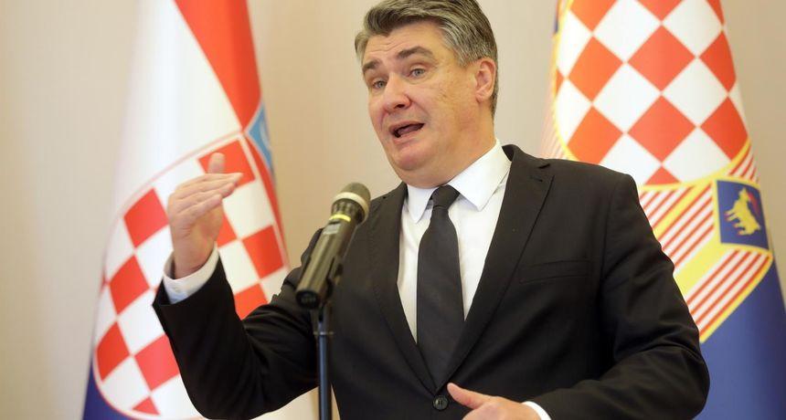 Milanović: Plenković je promotor prava na laž