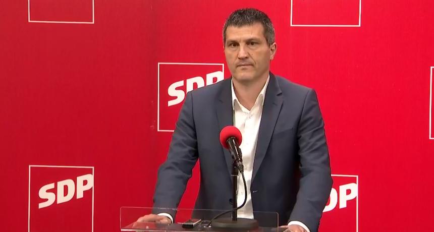 Bivši glavni tajnik SDP-a: 'Članovi SDP-a nisu krivi zbog loših poteza rukovodstva stranke'
