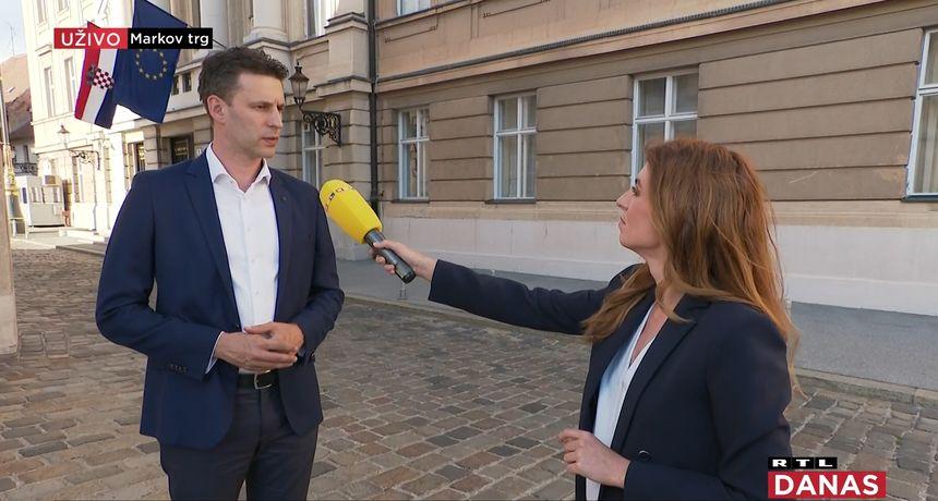Božo Petrov za RTL poručio da neće koalirati s SDP-om i HDZ-om: 'Nama su bitni građani'