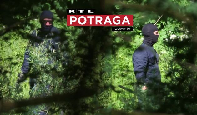 Potraga migranti