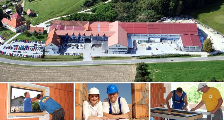 POVEĆANI OBUJAM POSLA Tvrtka AJM okna-vrata-senčila d.o.o. traži nekoliko djelatnika za montažu stolarije, ali i iskusne monterske ekipe (obrtnik, d.o.o.)