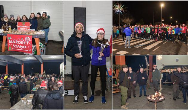 Sajam i božićna utrka privukli mnoštvo u centar Kotoribe