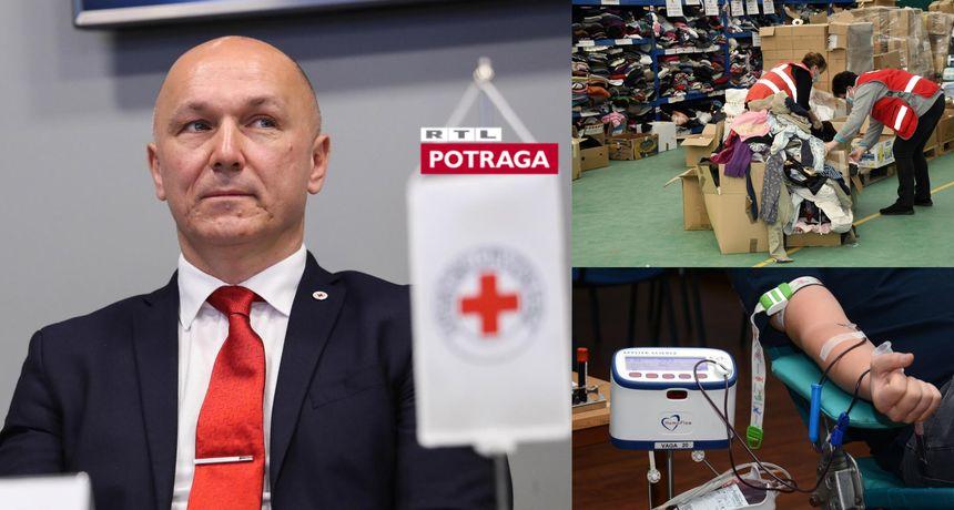 Od svake darovane doze krvi dobivaju skoro 70 kuna, od ministarstava i donacija milijune: Potraga pretresa financije Hrvatskog Crvenog križa