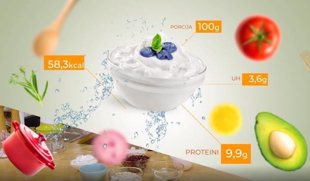 Grčki jogurt: Izvor zdravih proteina