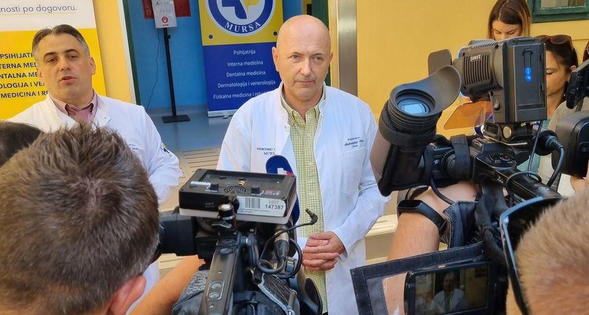 U Osijeku otvoren medicinski centar koji će pružati zdravstvene usluge potrebitima i neosiguranim osobama