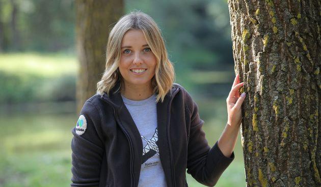 Sara Srša, čuvarica prirode i šumarka