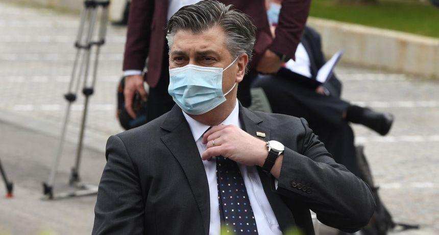 Plenković posjetio prostorije Lige protiv raka i poručio: Zadar će dobiti linearni akcelerator