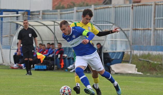 1. ŽNL Zadarska: HNK Zadar - NK Zlatna luka 4-0