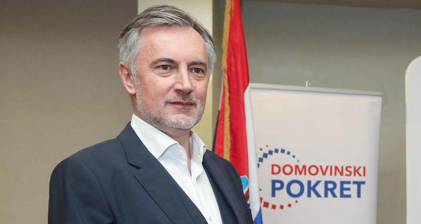 Predsjednik Domovinskog Pokreta Miroslav Skoro Veceras Ekskluzivno U Rtl U Danas Rtl Vijesti