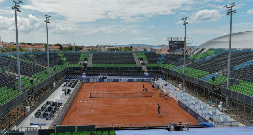Zadar po prvi put domaćin ATP Challengera vrijednog 52.080 dolara