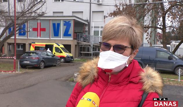 U varaždinsku bolnicu stiglo pojačanje iz Istre: 'Bilo to u Rijeci, Istri, Varaždinu, nama je svaki čovjek jako bitan'