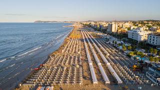 Italija, plaža