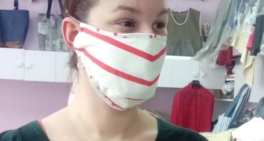Nemate zaštitnu masku? Udruga Kamensko počela proizvodnju: Preplavljeni smo narudžbama