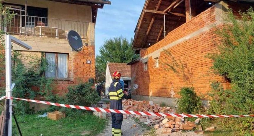 Snimka jučerašnjeg potresa u Petrinji koja ledi krv u žilama: 'Samo uključite zvuk...'