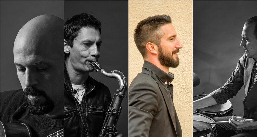 Osijek: Koncert Pavle Jovanović Quarteta