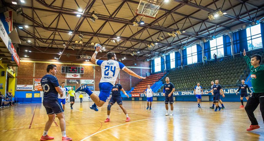 Pobjeda rukometaša Osijeka nad Đakovom za skok na prvo mjesto