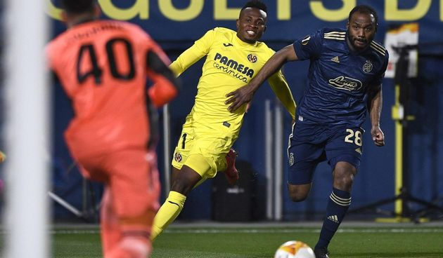 Villarreal .- Dinamo