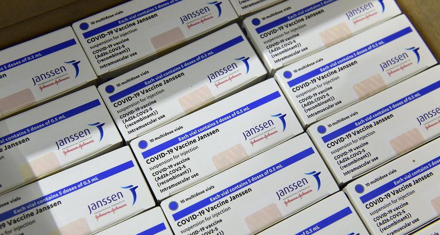 EMA objavila: Postoji moguća veza između cjepiva J&J-a i krvnih ugrušaka