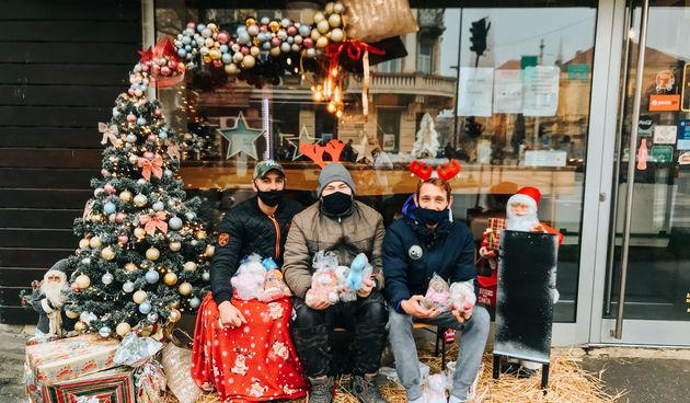 Osječki restoran čini dobar djela - Domagoj će imati sjajan Božić